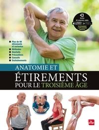 Ebook pour les nuls téléchargement gratuit Anatomie & étirements pour le troisième âge par Maria José Portal Torices 9782842217259 iBook MOBI CHM in French