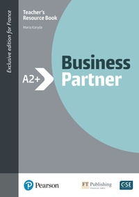 Maria Karyda - Business Partner A2+ - Teacher's Resource Book.