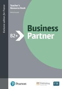 Maria Karyda - Business Partner B2+ - Teacher's Resource Book.