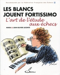 Deedr.fr Les blancs jouent fortissimo - L'art de l'étude aux échecs Image