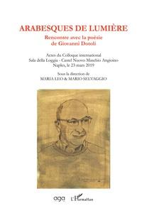 Arabesques de lumière - Rencontre avec la poésie de Giovanni Dotoli.pdf