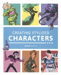 Maria Lewis - Creating Stylized Characters.