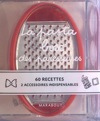 Maria Lia Martelli-Schwarz - La pasta box des paresseuses - Coffret avec un livre et deux accessoires.