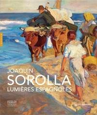 Maria Lopez Fernandez et MaryAnne Stevens - Joaquín Sorolla - Lumière espagnole.