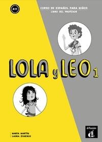 Lola y Leo 1 - Libro del profesor.pdf