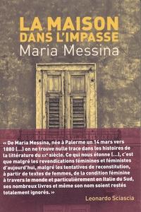 Maria Messina - La maison dans l'impasse.