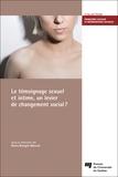 Maria Nengeh Mensah - Le témoignage sexuel et intime, un levier de changement social ?.