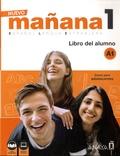 Maria-Paz Bartolomé Alonso et Isabel Lopez Barbera - Nuevo mañana 1 Español Lengua Extranjera - Libro del alumno A1.