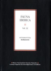 Maria Paz Martin Mateo - Fauna iberica - Volumen 32, Phthiraptera Ischnocera.