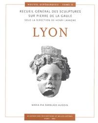 Maria-Pia Darblade-Audoin - Lyon - Recueil général des sculptures sur pierre de la Gaule.