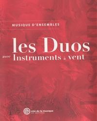 Maria-Pia Laporte et Patrick Laviron - Les Duos avec Instruments à vent.