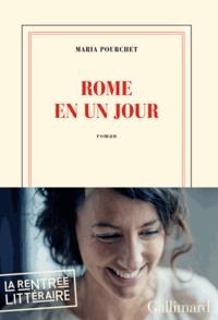 Maria Pourchet - Rome en un jour.