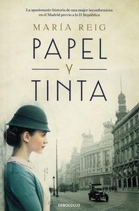 Maria Reig - Papel y Tinta.