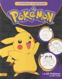 Maria-S Barbo et Tracey Wers - J'apprends à dessiner Pokémon.