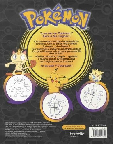J'apprends à dessiner Pokémon