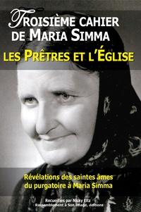 Maria Simma - Révélations des saintes âmes du purgatoire à Maria Simma sur les prêtres et l'Eglise.