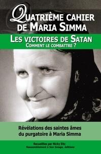 Maria Simma - Révélations des saintes âmes du purgatoire à Maria Simma sur les victoires de Satan - Comment le combattre ?.