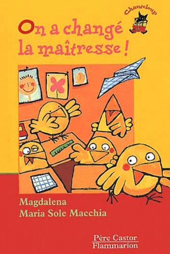 Maria-Sole Macchia et  Magdalena - .