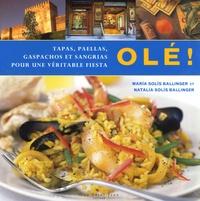 Alixetmika.fr Olé! - Tapas, paellas, gaspachos et sangrias pour une véritable fiesta Image