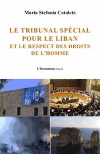 Histoiresdenlire.be Le tribunal spécial pour le Liban et le respect des droits de l'Homme Image