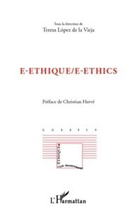 María Teresa López de la Vieja - E-éthique/E-ethics.