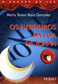 Histoiresdenlire.be Os Herdeiros da Lua de Joana Image