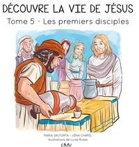 Deedr.fr Découvre la vie de Jésus - Tome 5, Les premiers disciples Image