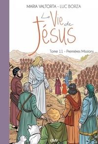 Galabria.be La vie de Jésus - Tome 11, Premières missions Image