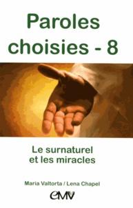 Deedr.fr Paroles choisies - Tome 8, Le surnaturel et les miracles Image