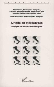 Mariagrazia Margarito - L'Italie en stéréotypes - Analyse de textes touristiques.