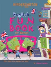 Mariam Camara - English Fun Book Kindergarten.