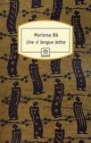 Mariama Bâ - Une si longue lettre.