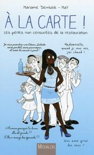 Checkpointfrance.fr A la carte! - Les perles non censurées de la restauration Image