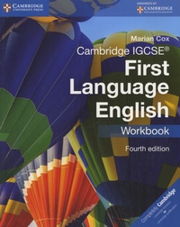 Marian Cox - Cambridge IGCSE First Language English - Workbook.