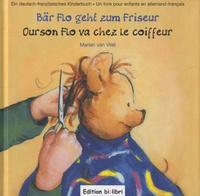 Marian Van Vliet - Ourson Flo va chez le coiffeur.