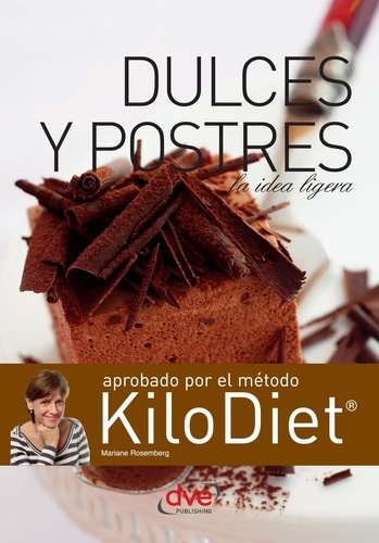 Mariane Rosemberg - Dulces y postres.