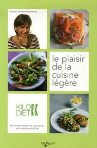 Mariane Rosemberg - Le plaisir de la cuisine légère.
