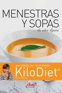 Mariane Rosemberg - Sopas y menestras (Kilodiet).