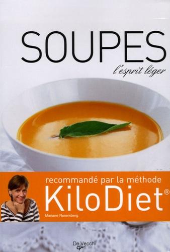 Mariane Rosemberg - Soupes.