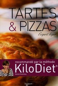 Mariane Rosemberg - Tartes et pizzas.