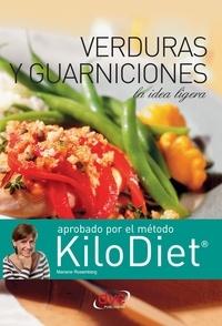 Mariane Rosemberg - Verduras y guarniciones (Kilodiet).