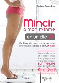 Mariane Rosemberg - Votre régime en 1 clic. 1 Cédérom