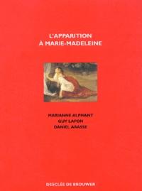 Marianne Alphant et Guy Lafon - .