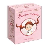 Marianne Barcilon et Christine Naumann-Villemin - Mon coffret Princesse coquette - Avec 1 livre, 1 jeu et de la papeterie inédite.