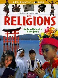 Histoiresdenlire.be Les religions - De la préhistoire à nos jours Image