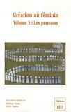 Marianne Camus et Valérie Dupont - Création au féminin - Volume 5, Les passeuses.