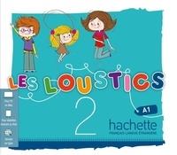 Téléchargement gratuit d'ebook Les Loustics 2 : Manuel numérique classe BiblioHFLE (carte) par Marianne Capouet, Hugues Denisot