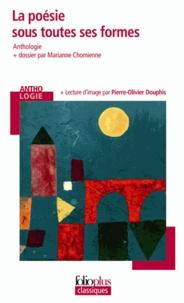 Marianne Chomienne - la poésie sous toutes ses formes.