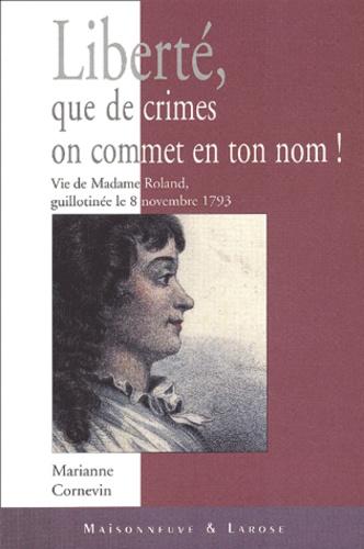 Marianne Cornevin - .