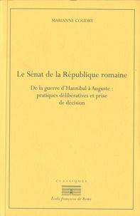 Checkpointfrance.fr Le Sénat de la République romaine - De la guerre d'Hannibal à Auguste Image